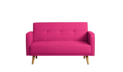 Ramona Sofa In Pink