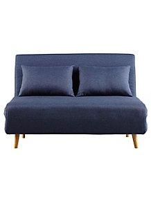 Wrap Sofa Bed Blue