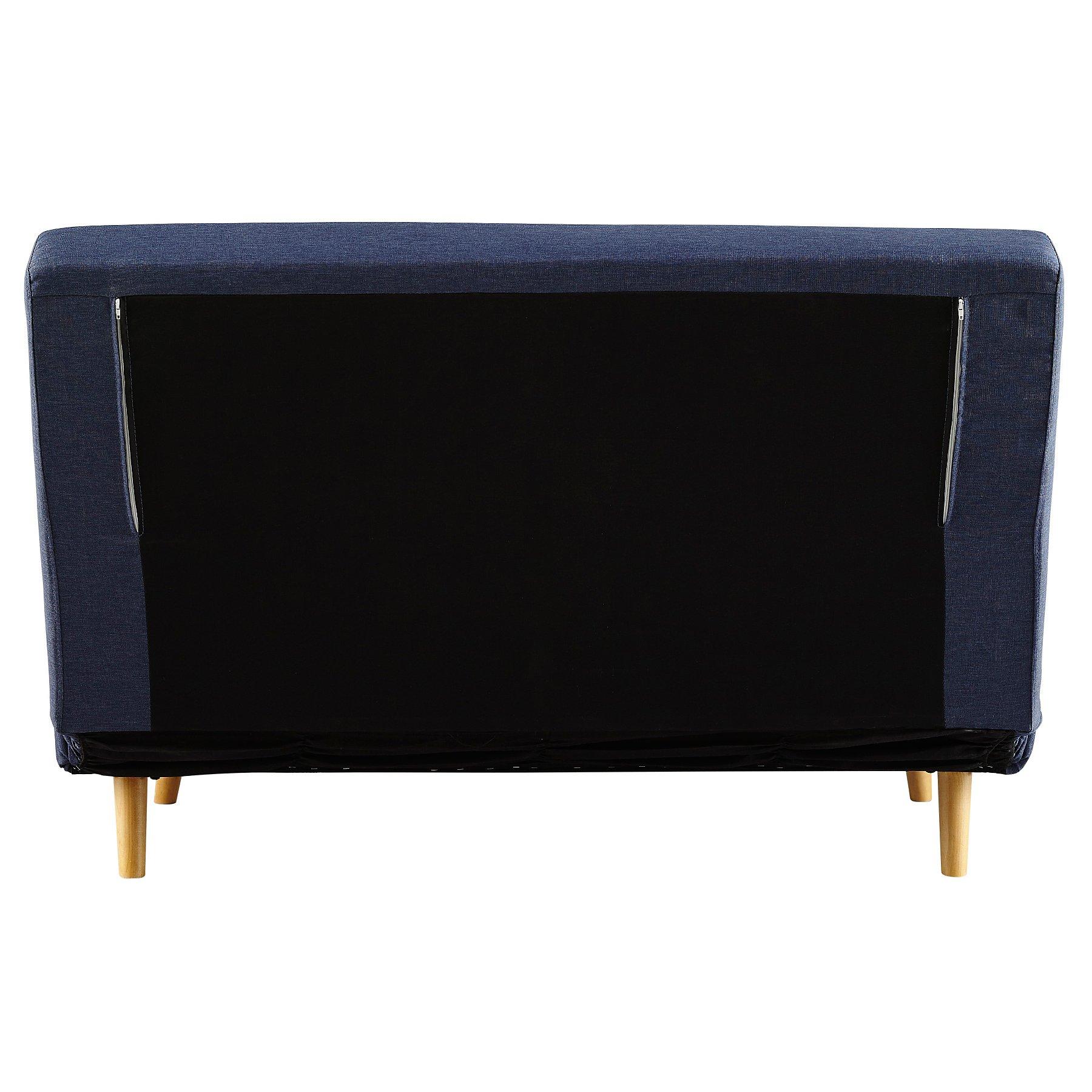 Peachy Wrap Sofa Bed Blue Uwap Interior Chair Design Uwaporg