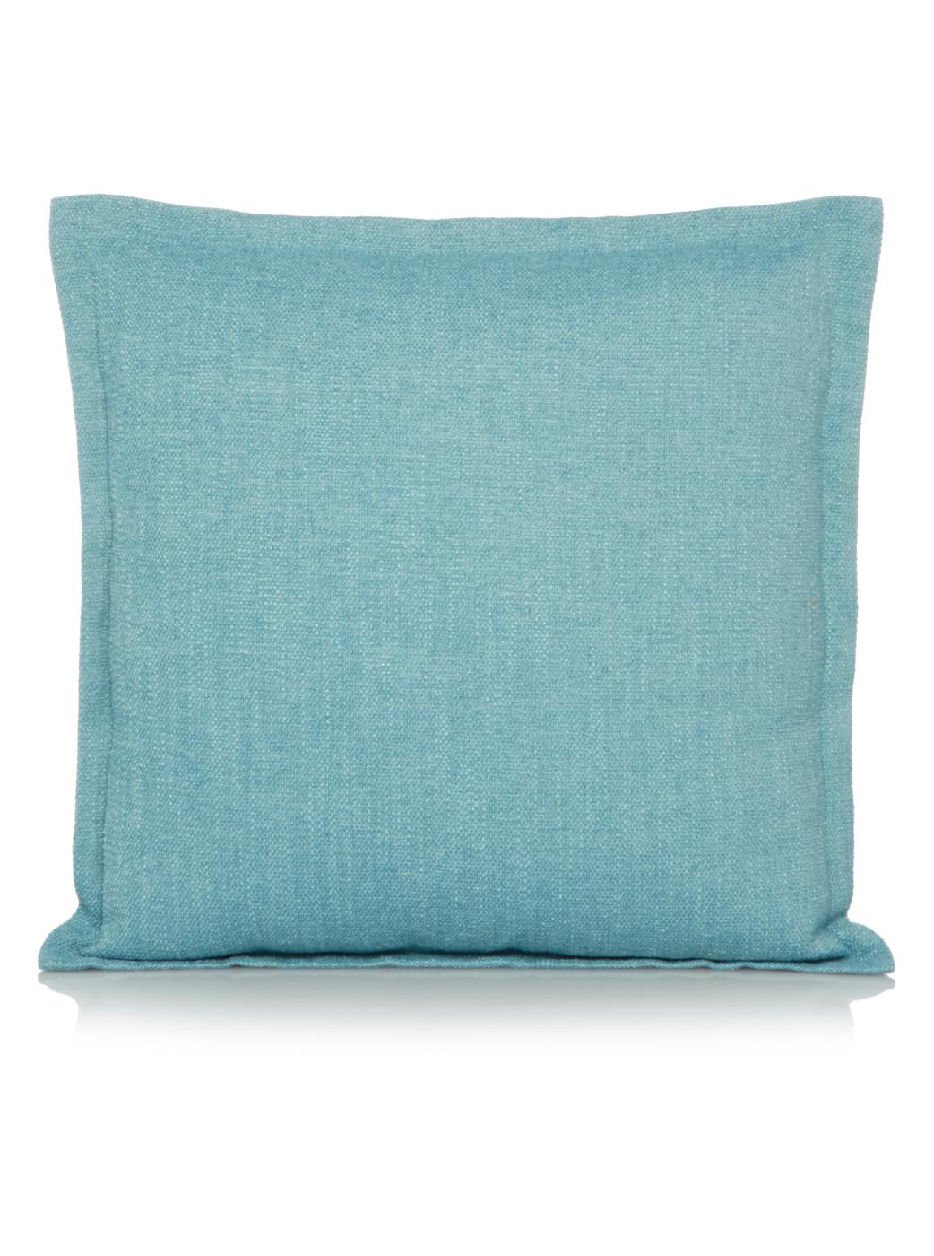 Textured Teal Range Cushions