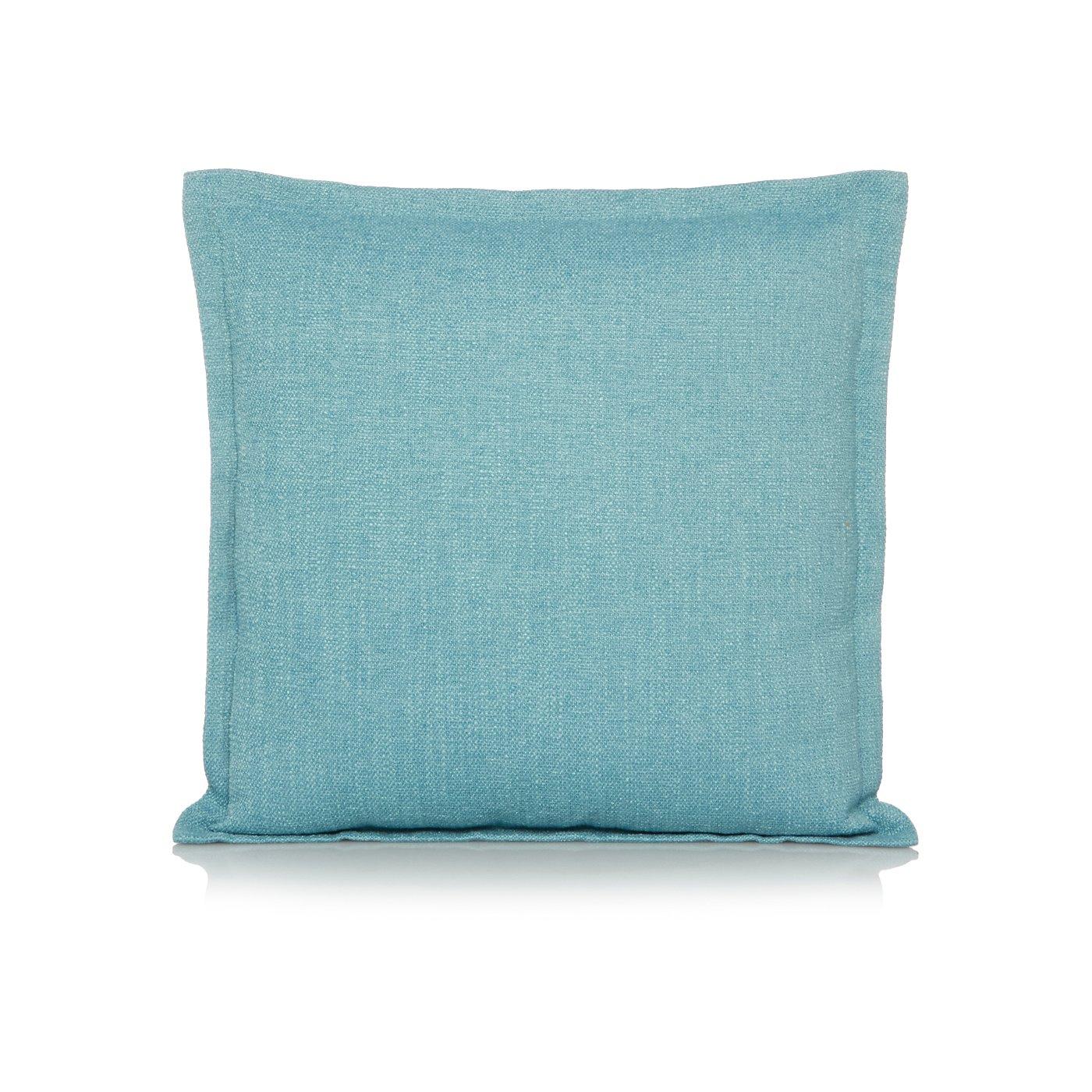 Textured Teal Range | Cushions & Throws | George at ASDA