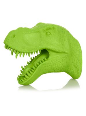 Dinosaur Head Wall Art   Green