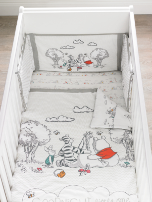 Winnie The Pooh Quilt Baby George At Asda
