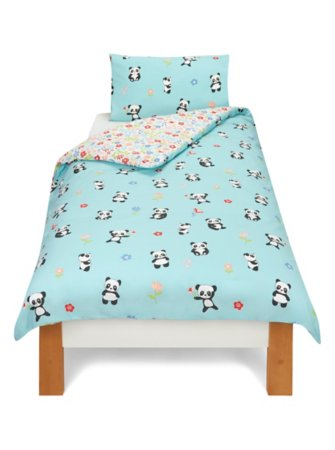 Panda Toddler Bedding Range