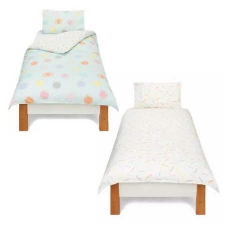 Confetti Twin Pack Bedding Range