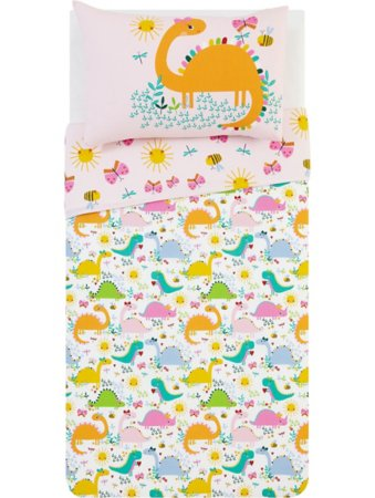 Dinosaur Toddler Bedding Range
