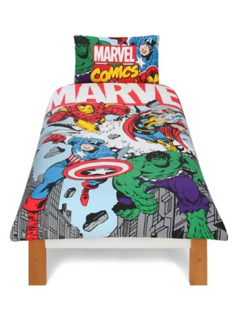 Avengers Comics Bedding Range
