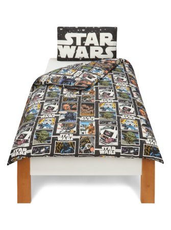 Star Wars Comic Book Bedding Range