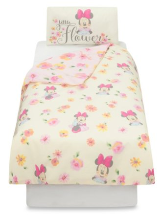 Minnie Mouse Toddler Bedding Range