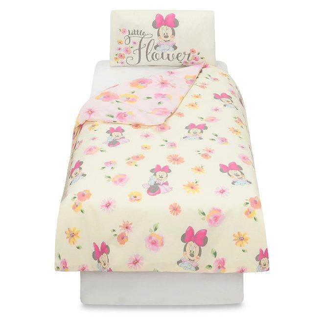 Minnie Mouse Toddler Bedding Range | Kids Bedding | George at ASDA