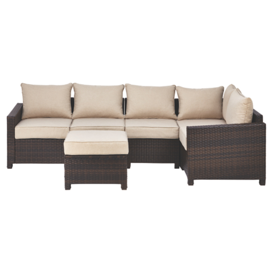 Garden Furniture Jakarta jakarta multiway corner group sofa - linen | home & garden