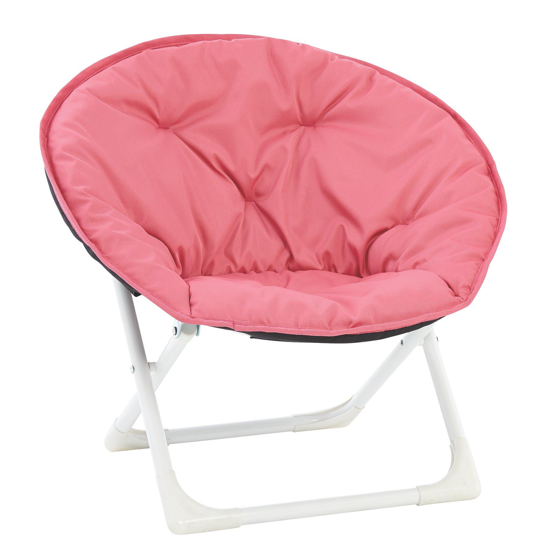 9f64b3c1b Pink Kids Garden Moon Chair