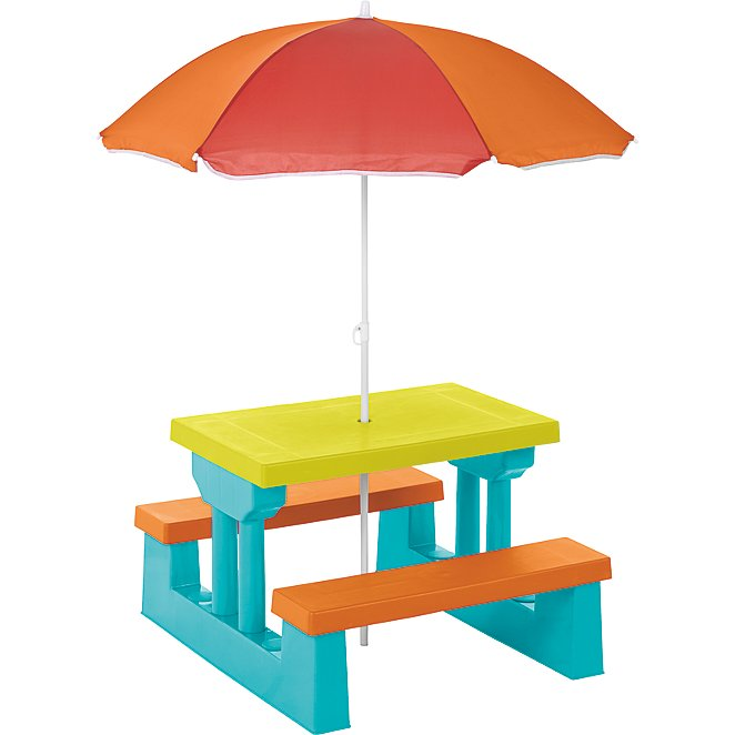 Kids Garden Table And Bench Set Home Garden George