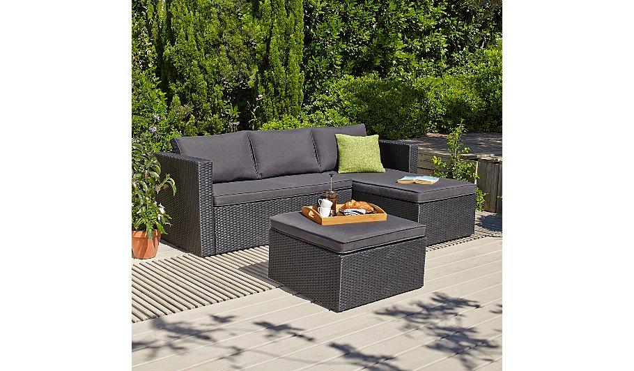 Brilliant Orlando Chaise And Footstool Inzonedesignstudio Interior Chair Design Inzonedesignstudiocom