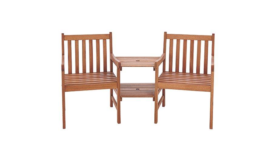 Sedona Jack And Jill Garden Seat