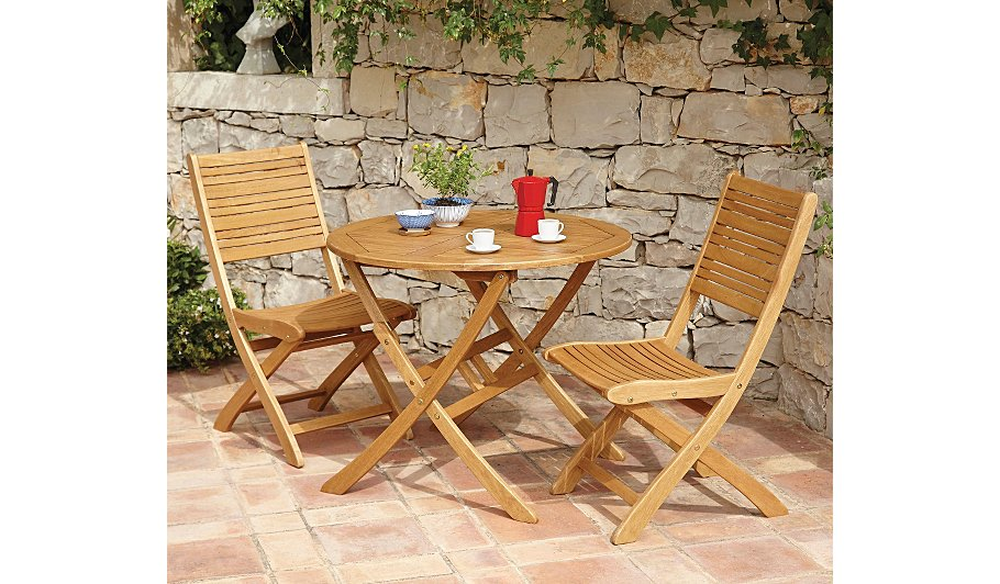 Outdoor Patio Garden Furniture Folding Dining Table