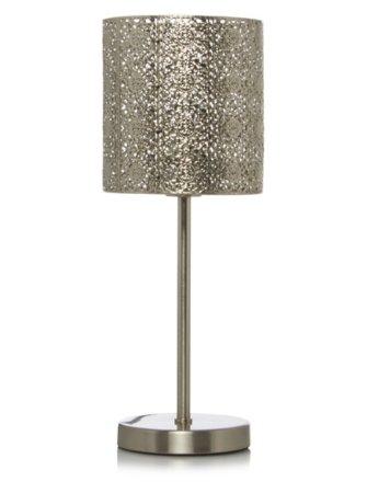 Moroccan Silver Lamp Range