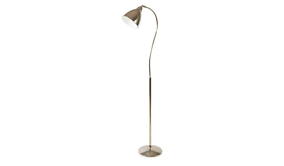 George Home Metal Floor Lamp