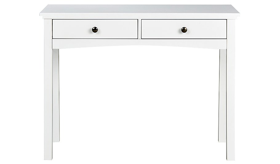 George home tasmin dressing table white home garden for White dressing table for sale
