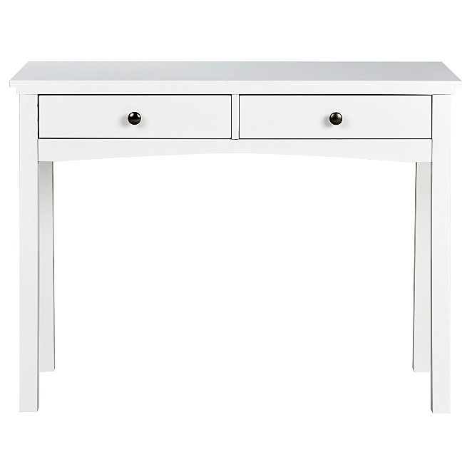 George Home Tasmin Dressing Table White Home Garden George