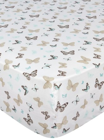 Butterfly Print Bedding Range