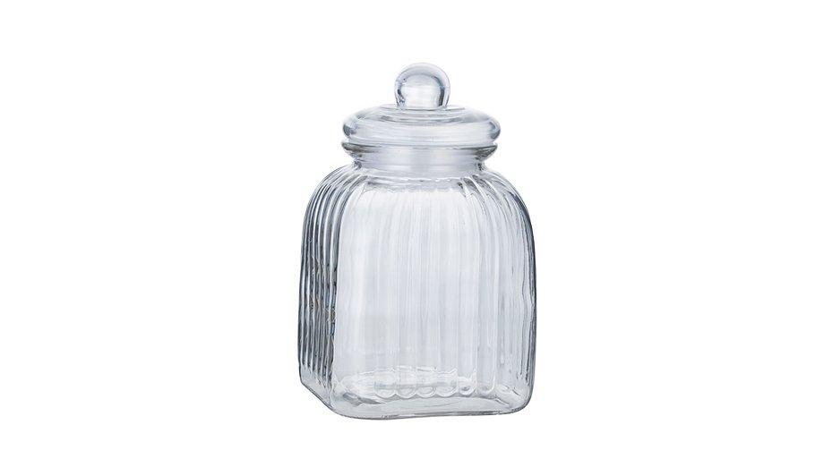 Asda Glass Storage Jars