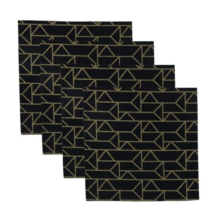 George Home Gold Table Linen Range