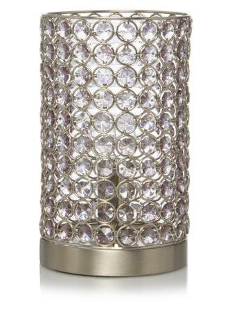 Smoked Acrylic Bead Lamp Range