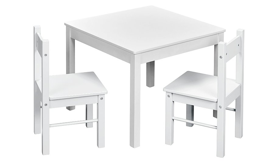 George Home Table And 2 Chairs White Home Amp Garden