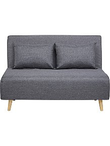Wrap Sofa Bed Charcoal