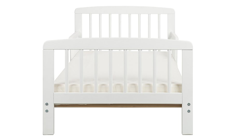 Toddler Bed And Mattress Bundle
