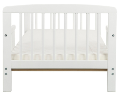 Picture of: Toddler Bed And Mattress Bundle Home George At Asda