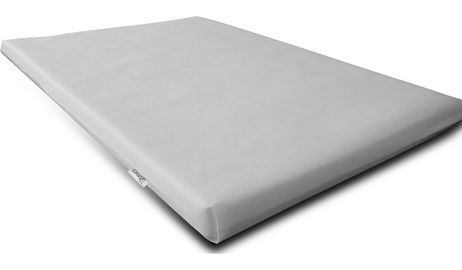 Essentials Foam Compact Cot Mattress