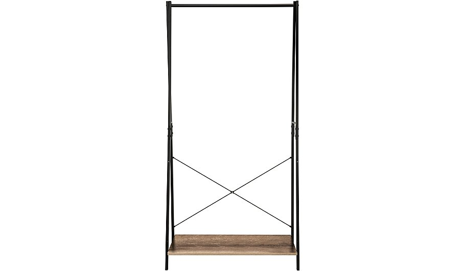 Irving clothes hanging rail furniture george sisterspd