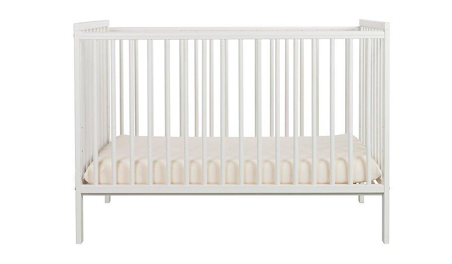 safety top bed baby cream rail dp of ca mattress amazon