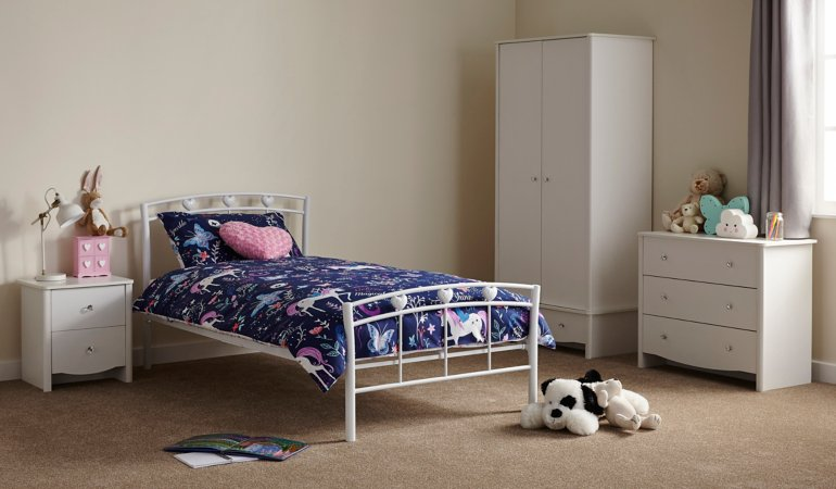 Princess Bedroom Range