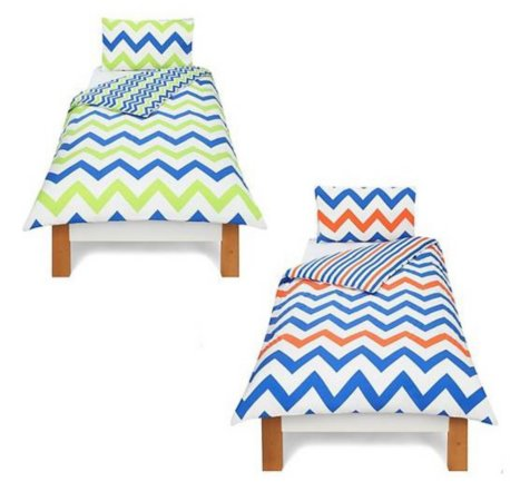 Chevron Twin Pack Bedding Range