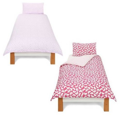 Butterfly Silouettes Bedding Range