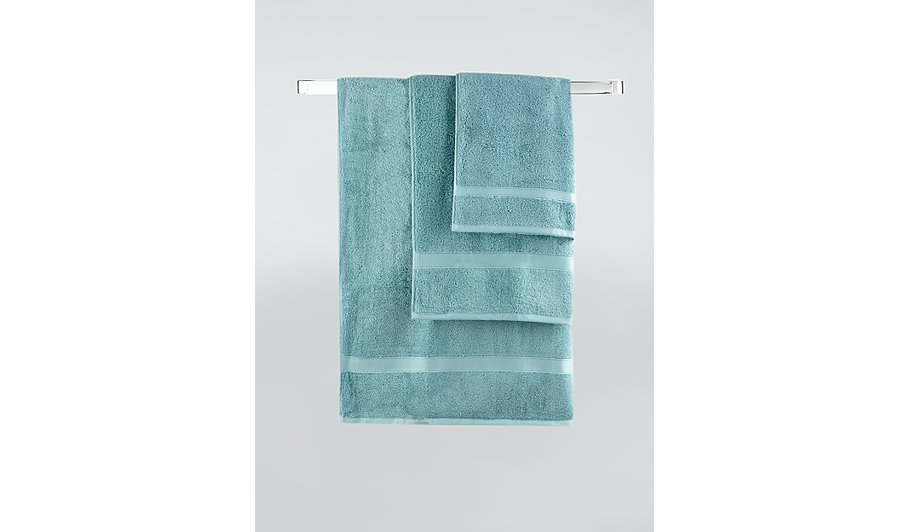 george home super soft cotton bath towel duck egg home. Black Bedroom Furniture Sets. Home Design Ideas