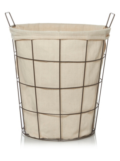 Top George Home Wire Laundry Basket | Home & Garden | George at ASDA NJ97