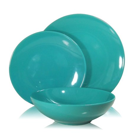 George Home Teal Tableware Range