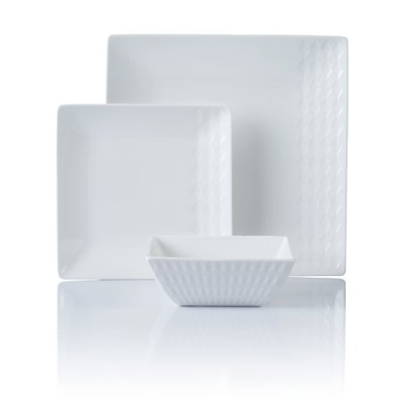 George Home Fine China Square Tableware Range
