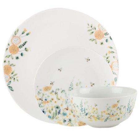 George Home Meadow Bloom Tableware Range