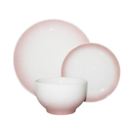 George Home Ombre Pink Tableware Range