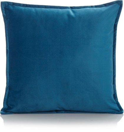 Blue Velvet Cushion - Various Sizes