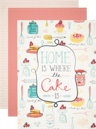 George Home Cakes Kitchen Accessories Range