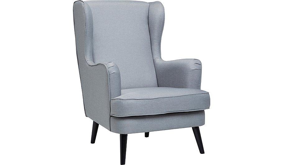 Clic Wing Chair Grey