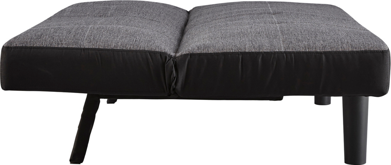 Click Clack 2 Seater Sofa Bed Charcoal Furniture George