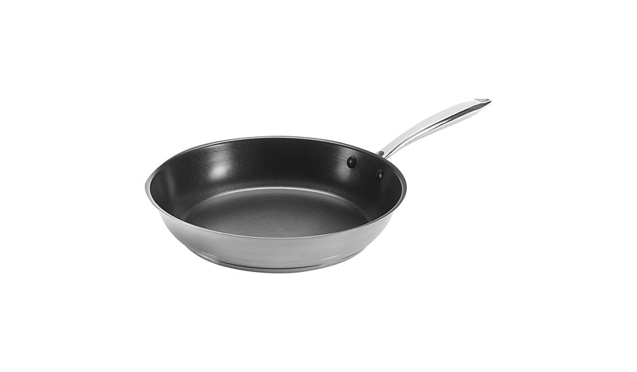 george home induction hob ready frying pan 28cm home. Black Bedroom Furniture Sets. Home Design Ideas