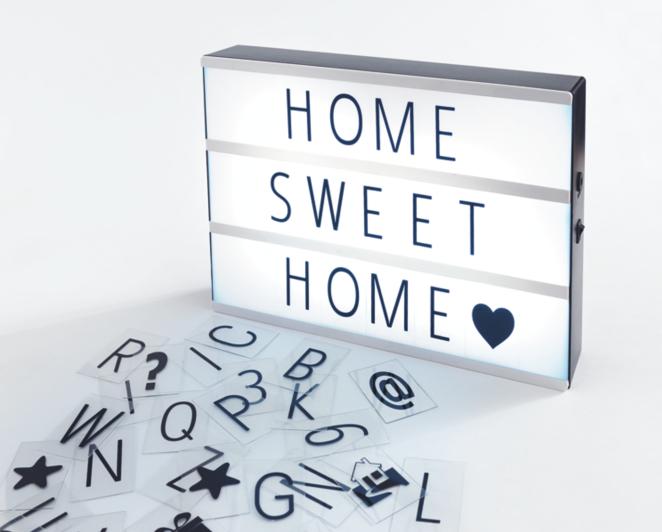 Cinema Light Box | Home & Garden | George